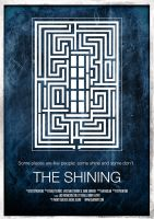 The Shining Concept Poster by chadtrutt