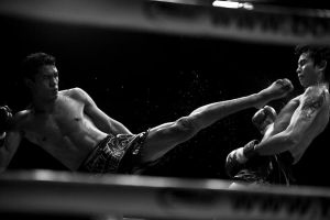 Muay Thai by EllinorBergman