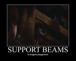 Support Beams by pagenfragon