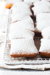 French Quarter Beignets by bittykate