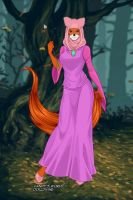 X-Girl Heroine Maid Marian by autumnrose83