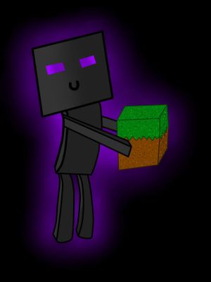 Enderman by manatello