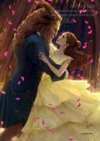 Tale as Old as Time by RaidesArt
