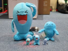 Wobbuffet for days