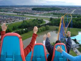 Top 'o the Coaster by ChelseaSavage