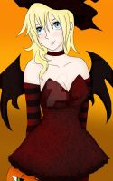 Batty for Namine by DamnBlackHeart