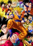 Poster Goku by Dony910