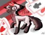 Aldo the canine by minneo