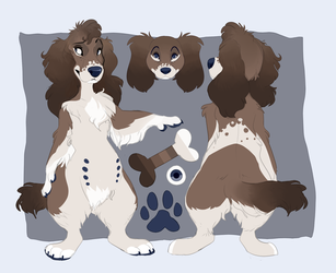 Spaniel Design -CM- by MBPanther