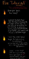Fire Tutorial by StarshipSorceress