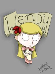 Dont Starve Wendy~ by WFpeonix