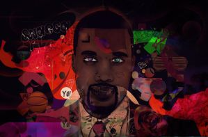 Kanye West NEW by endemo