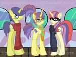 The Dancer Family by MagicandMysteryGal