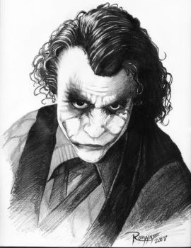 Why So Serious? by maxromaine