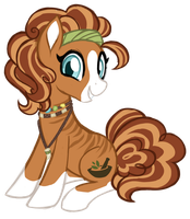 NG: Caraway Horseradish by Azure-Art-Wave