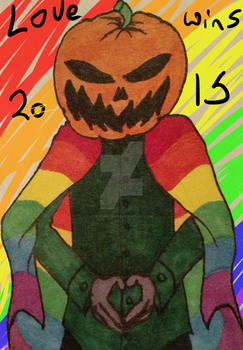 Love wins 2015 Charles by Zeydarchist