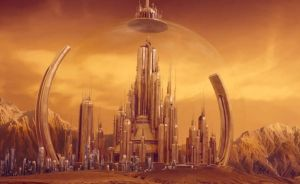 Time Lord Citadel, Gallifrey [Doctor Who] by DoctorWhoOne