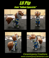 Lil Pip Custom by ceramicpony