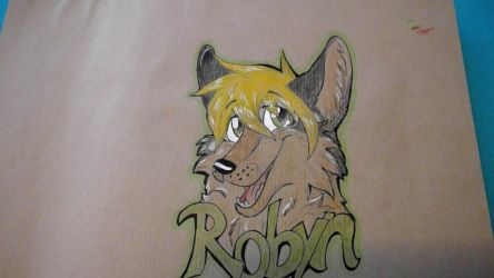 Robyn Badge by weisewoelfin