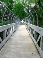 AGM footbridge by tolcott