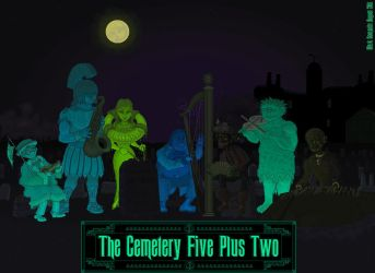 the cemetery five plus two by ctdsnark