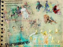 Paramore by BooInTheDay