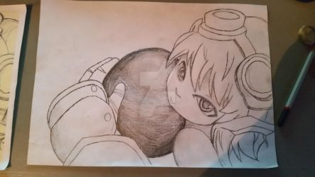 Practise Drawing of Tristana by Mike666266