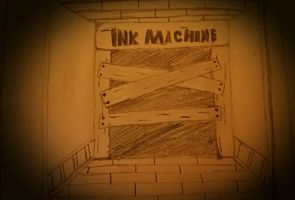 Bendy and the Ink Machine... by Enderslayer958