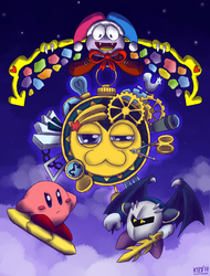 Kirby Super Star! by kisuili