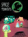 Space Tourists by Ace0fredspades