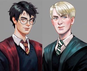 Potter/Malfoy by Mstrmagnolia