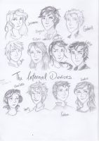 The Infernal Devices by Teoclio