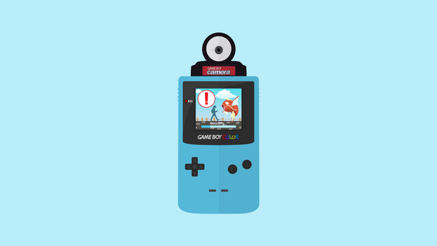 Game Boy Go by WalidSodki