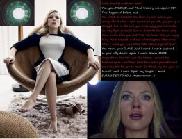 Scarlett: Mind Washed in The Chair-again! by HypnoHunter
