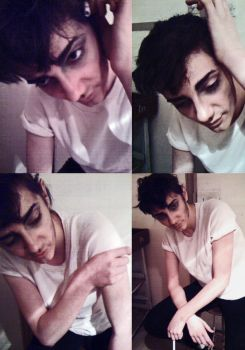 Jo Calderone make up by XxShoneSoBrightly