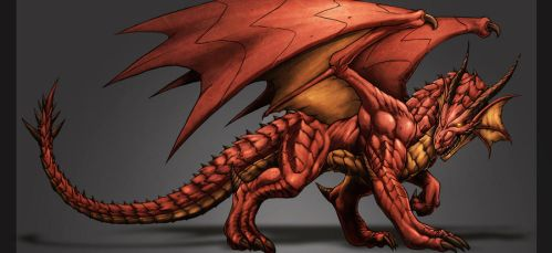 Dragon Divide background web by Chaos-Draco