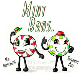 Mint Bros by RosieA