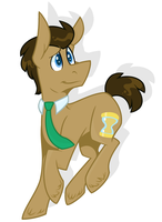 Doctor Whooves by PyroLikesTacos