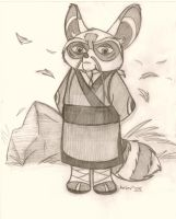 Master Shifu by Kelev
