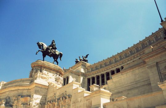 Rome, Italy by pendle-w