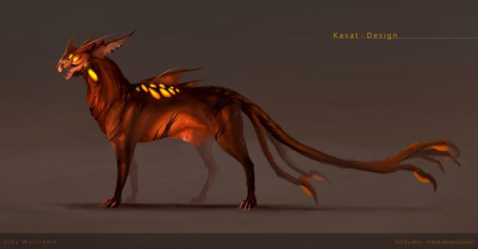 Kavat Concept by Nightwing-Kain