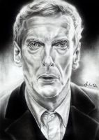 P. Capaldi - The Doctor by uwardnas