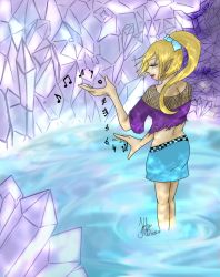 Crystal Music by ParadoxicalBubble