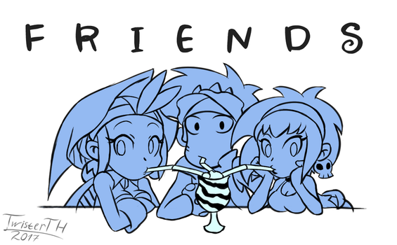 Friends - V2 by TwisterTH