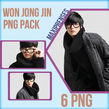 +Won Jong Jin [Ulzzang] Png Pack (CLOSED) by Maxiprenses