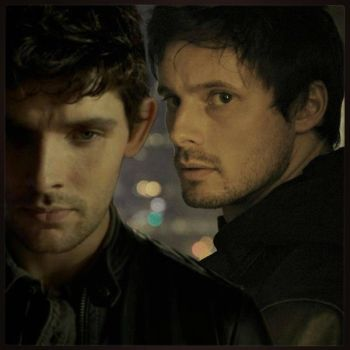 Merthur Reloaded - When history repeats by Into-Dark