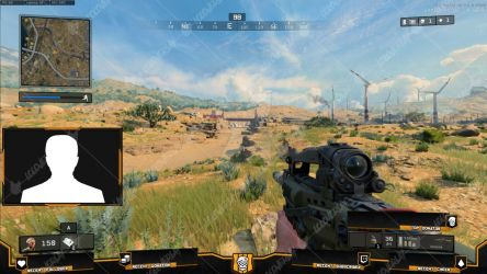 Call Of Duty Black Ops 4 - Stream Overlay #2 by lol0verlay