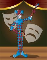 Arlecchino: Clown Prince of Waywachrie by Gpapanto