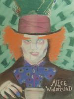 Mad as a Hatter by Bee-Minor