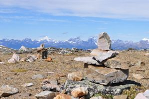 Rocky Mountains by friendlymessage